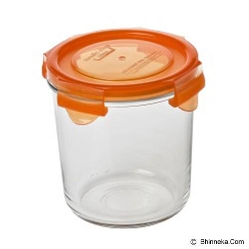 YONG MA Magic Glass [YMG722] - Orange - Wadah Makanan